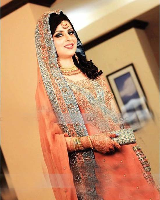 Walima Bridal Dresses Collection 2013 - Pakistani & Indian Dress ...