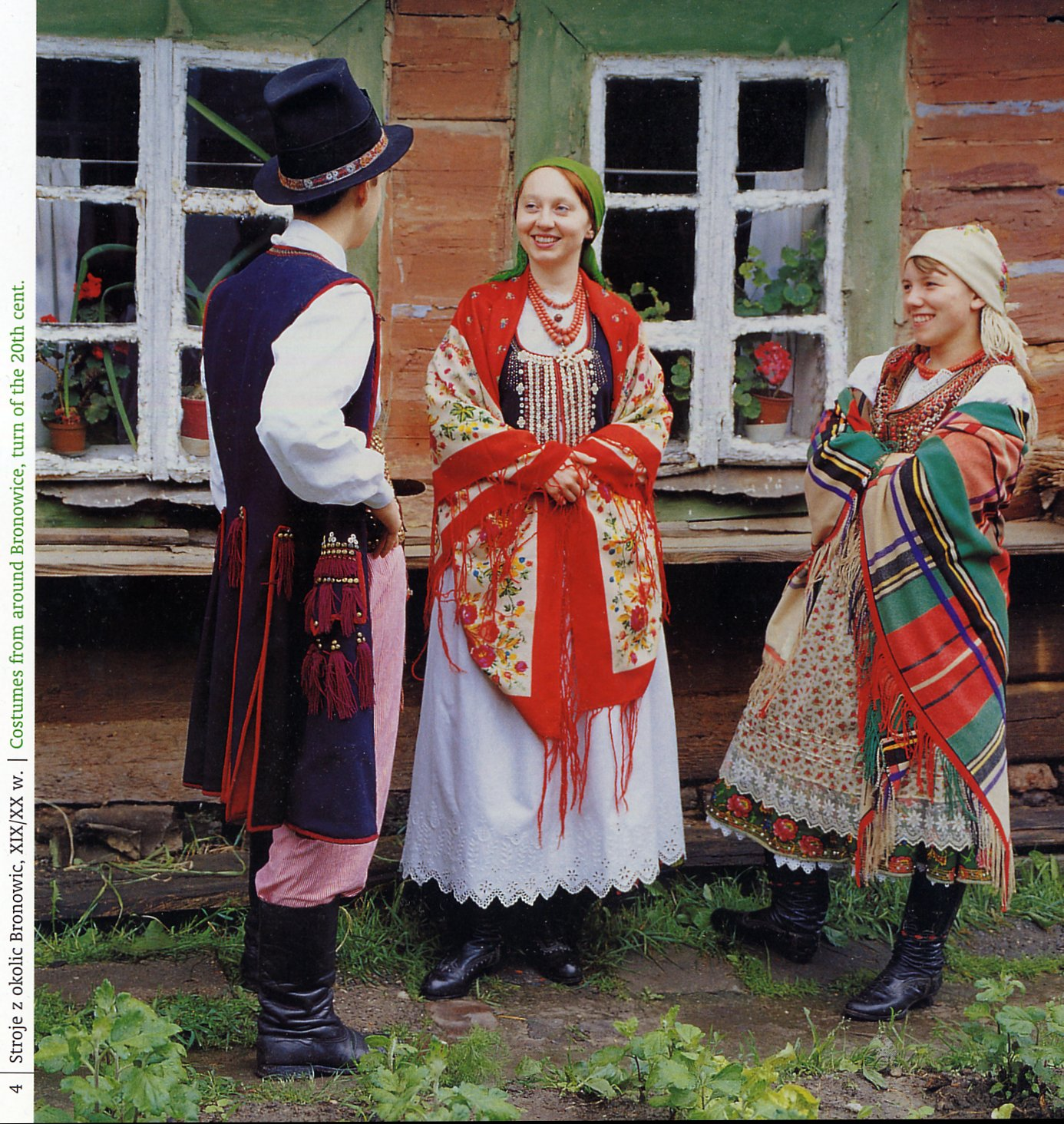 Polish Folk Dress