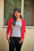Angie James Telugu cinema Actress Photos-thumbnail-17