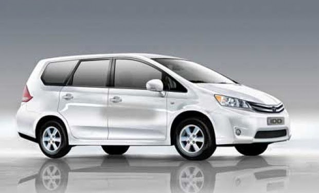 Foto Toyota New Avanza Luxury 2014 Model Terbaru