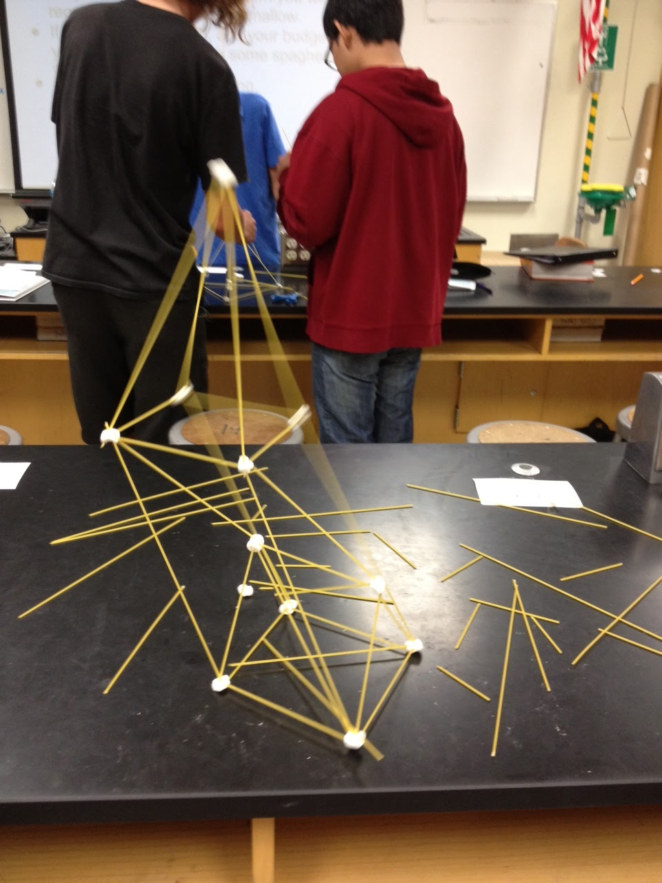 ap physics spaghetti tower. Black Bedroom Furniture Sets. Home Design Ideas
