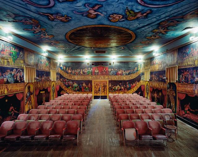 Fascinating Opera Houses Interiors Around the World