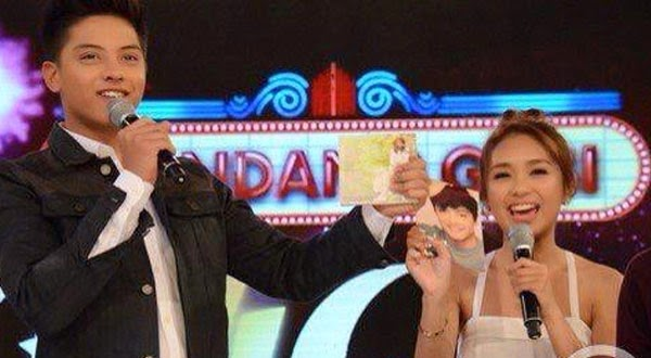 OMG! KathNiel's Uncut Moments on Gandang Gabi VIce