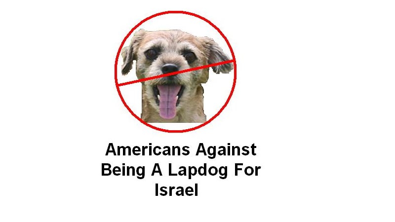 Americans Against Being A Lapdog For Israel