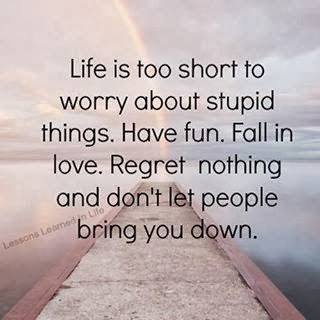 living life quotes