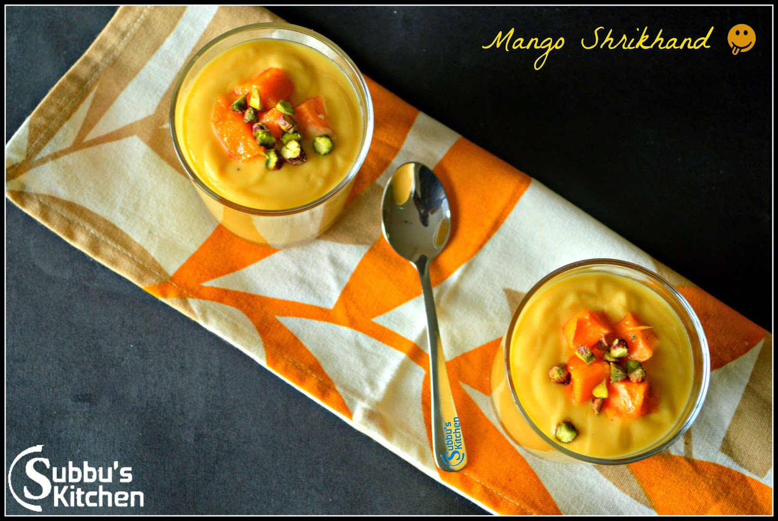 Mango Shrikhand Recipe, Amrakhand Recipe, Aamkhand Recipe, How to cook Amrakhand, How to prepare Mango Shrikhand, Recipe for Aamkhand