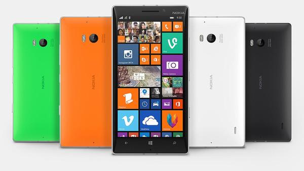 """مايكروسوفت تطلق هاتفها الجديد """"لوميا 930"""" في الإمارات"""