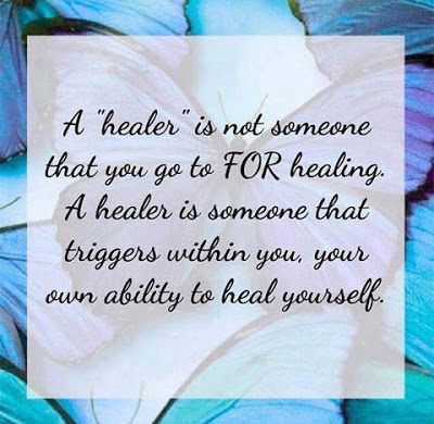 What Is A Healer?
