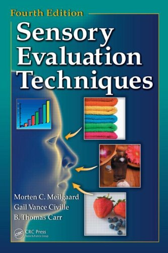 meilgaard  sensory evaluation techniques 4th edition