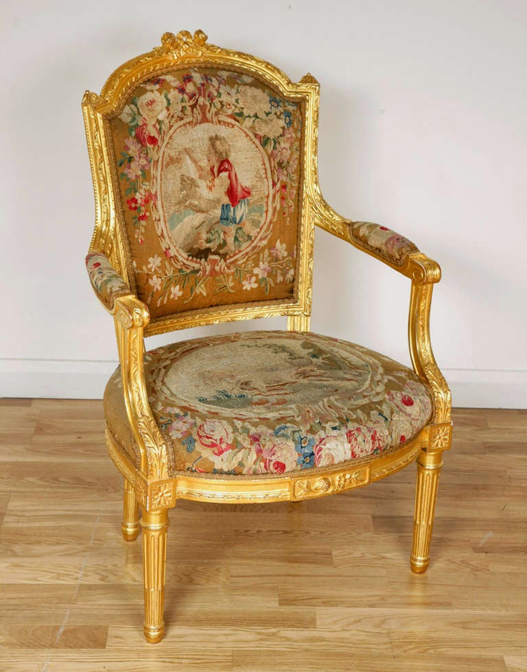 Guide to French Chairs