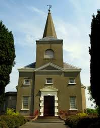 Knockbreda Church, Belfast, NI
