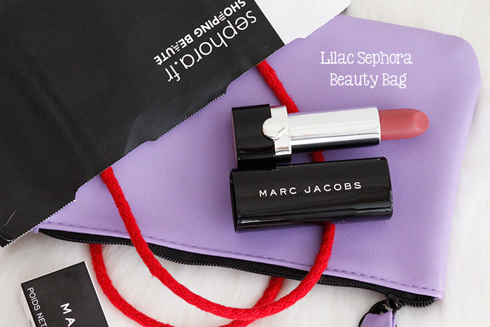 """Beauty Haul Marc Jacobs Lipstick """"228 Infamous"""""""