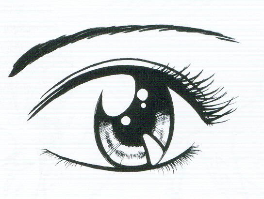 dibujos ojos