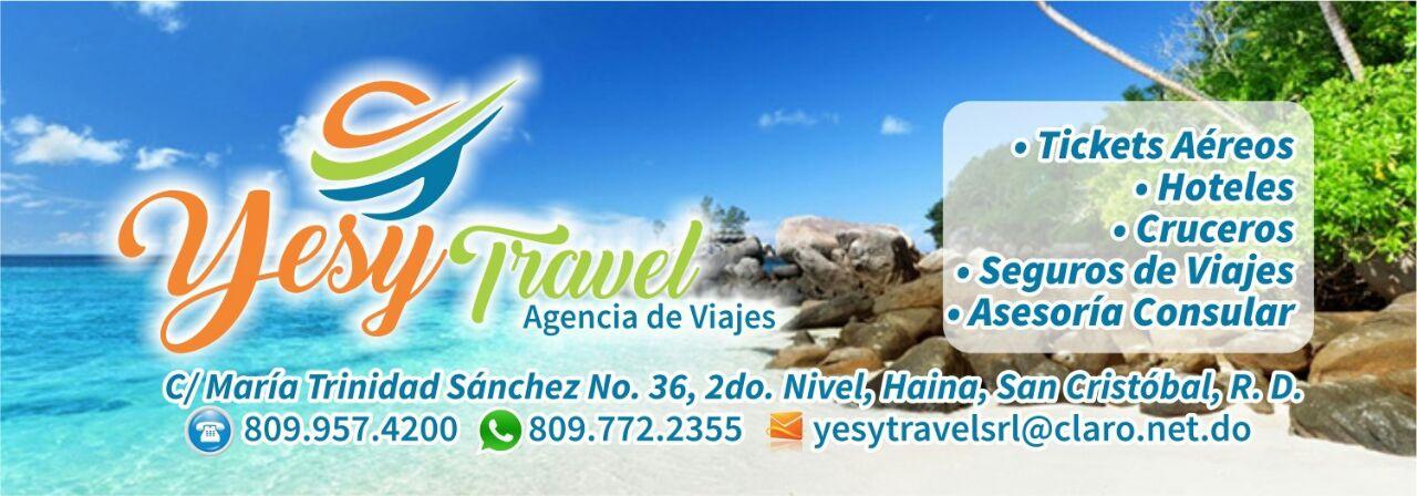 Yesy Travel tu mejor opción,