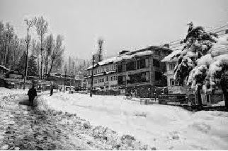 Pahalgam in winters