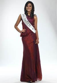 Miss Indonesia 2011 DKI Jakarta (Fatya Ginanjarsari)
