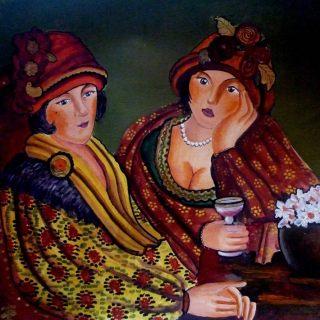 ���������� ���������. Maia Kvelidze