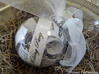 newlywed keepsake ornament