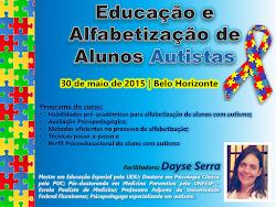 Curso Educação e Alfabetização de Alunos Autistas