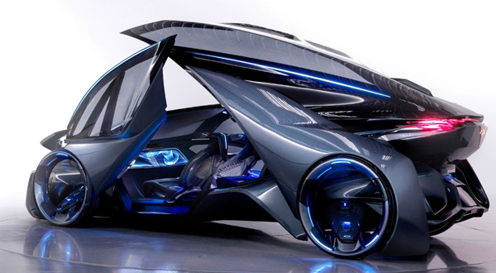 Future Automobile 2019 Th3 Car