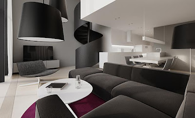 Minimalist Interior Design For Apartment