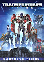 Transformers Prime: Darkness Rising (TV) (2010)