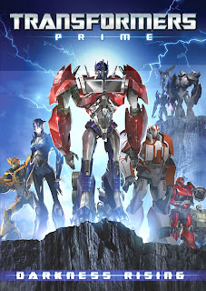 Transformers Prime Darkness Rising (2011)