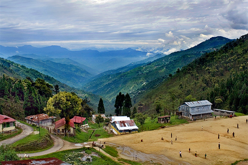 Darjeeling Hill Stations