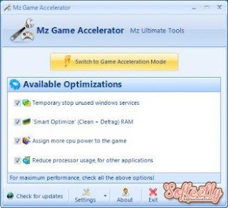 mz game accelerator List of Best 9 Free Game Booster for windows