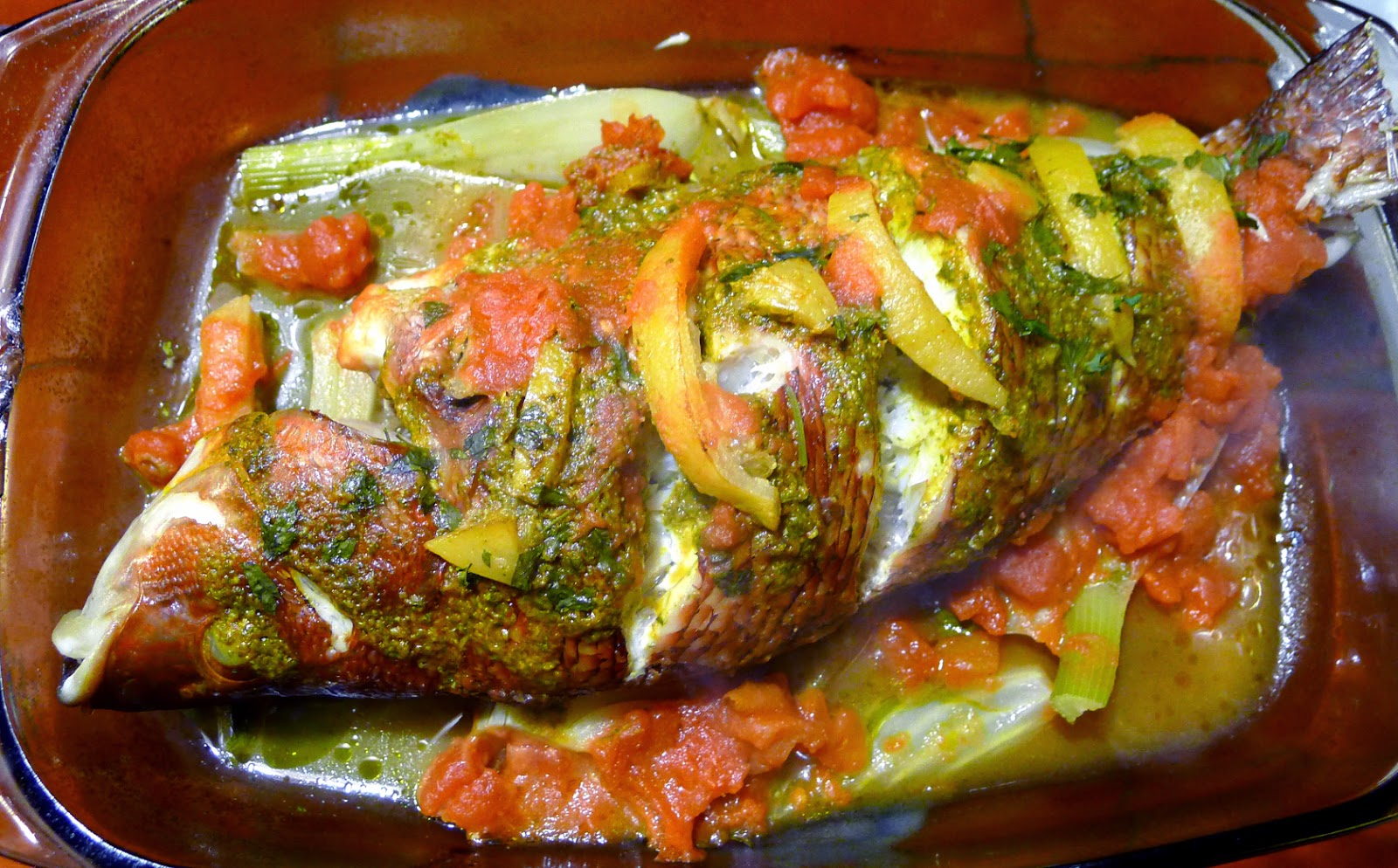 My kitchen in spain fish on fridays for Baked white fish