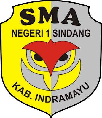 Logo SMA Negeri 1 Sindang (SMAN 1 Sindang) Indramayu PNG