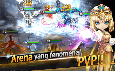 Summoners War Sky Arena  v2.0.1 Apk Mod (Mod Attacks) 2