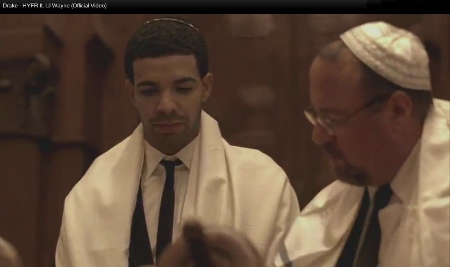 chatter busy is drake jewish
