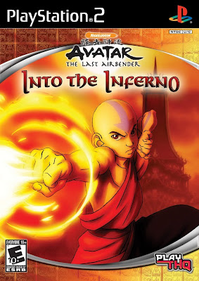 Avatar: Into the Inferno PS2