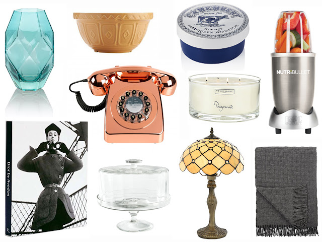 Christmas gift ideas - presents for the home - interiors blog
