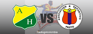 Huila vs Pasto en vivo - DIRECTV FPC