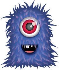 matt getty fuzzy monster