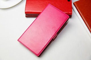 Luxury Leather Pouch Card Flip Cover Case holder for Sony Xperia Z Ultra XL39h