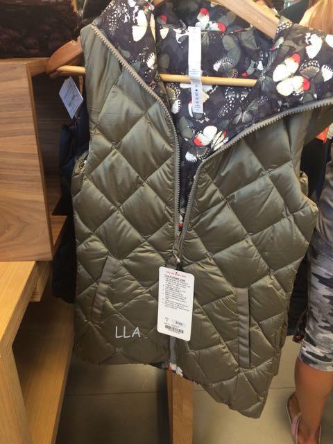 lululemon-fluffiest-vest green