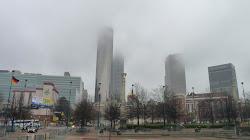Regenachtig Atlanta