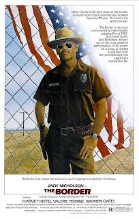 Frontera Violenta / La Frontera / The Border Poster
