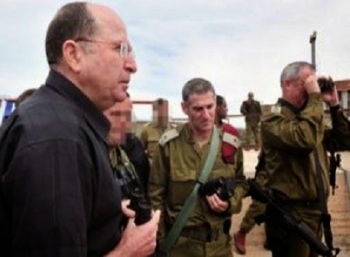 Menteri Pertahanan Israel tampak bingung (Hidayatullah.com)