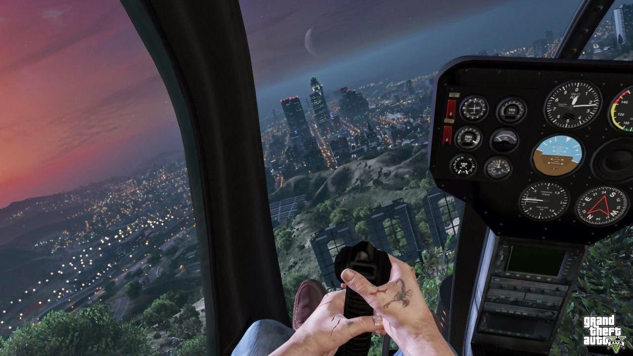 Grand Theft Auto v - 2015 completo para pc