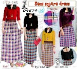 Semi Square Dress SOLD OUT