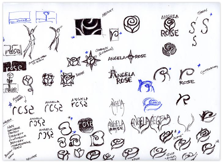 gf logo design logo examples