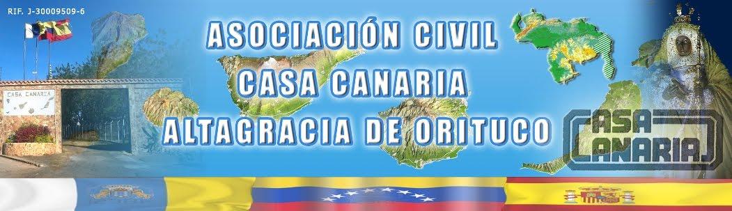 CASA CANARIA DEL ORITUCO