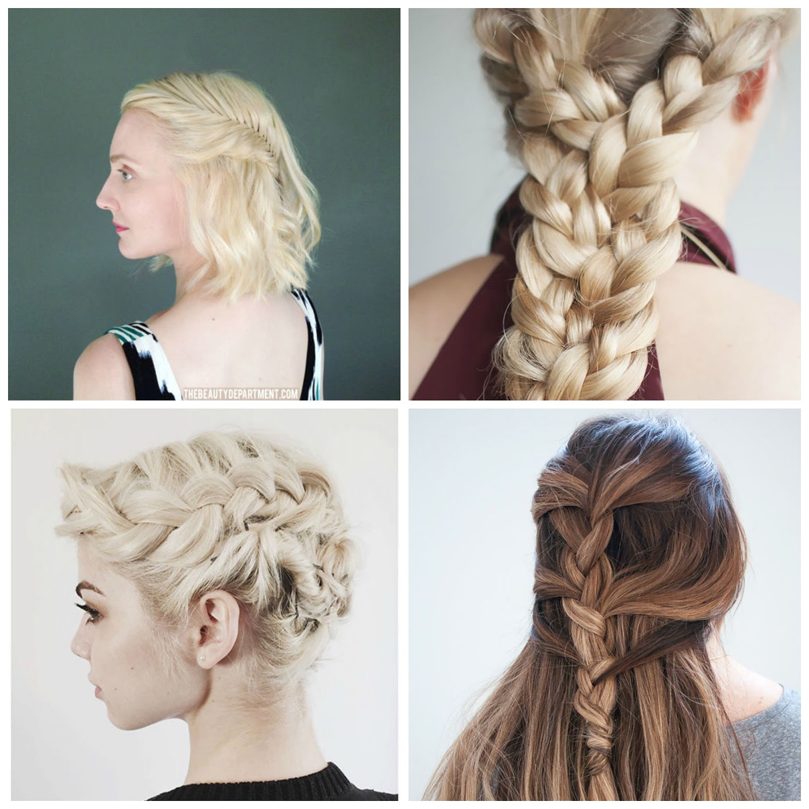 Perks Of Being A Reader Cute Back To School Hair Styles