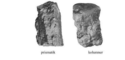 Struktur tanah prisma