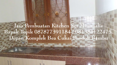 Kitchen Set Murah