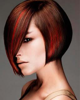 фото трехцветное мелирование волос